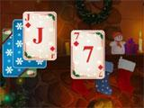 Santa's Christmas Solitaire: Card Game