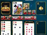 Making the Foundation Piles in VIP Solitaire