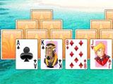 Beautiful backgrounds in Solitaire Epic