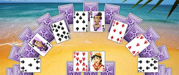 Solitaire Epic - Enjoy over 110 fun levels and 3 game modes: Matching, Tri Peaks And Klondike in Solitaire Epic!
