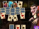 Gameplay in Bewitched Solitaire