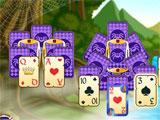 Spider Solitaire Online Flaming Card