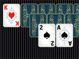 Chain: Deluxe Card Solitaire gameplay