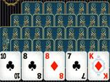 Chain: Deluxe Card Solitaire starting off