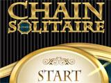 Chain: Deluxe Card Solitaire main menu