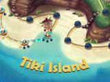 Solitaire TriPeaks Tiki Island