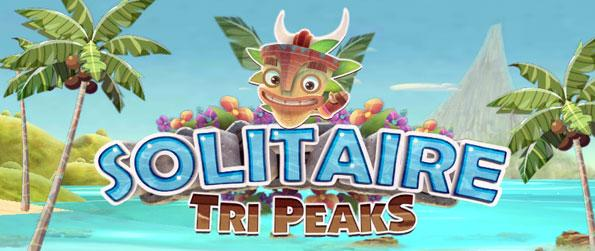 Solitaire TriPeaks - Play an impressive game of Solitaire with HD graphics.