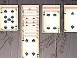 Making Foundation Piles in Solitaire Quest: Klondike