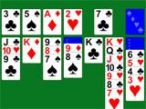 Solitaire gameplay