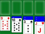 Solitaire starting off