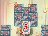 Marie Antoinette's Solitaire challenging level