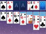 Solitaire: Super Challenges beautiful theme