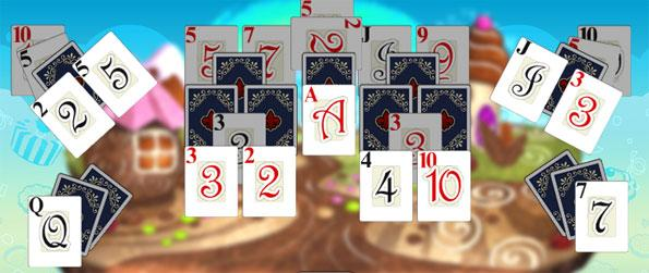 Solitaire Duels - Battle other players all over the world in a great solitaire game.