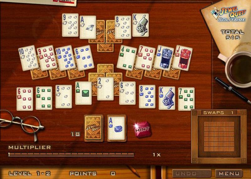 jewel quest solitaire online spielen