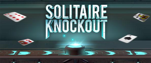 Solitaire Knockout - Enjoy a fun fast paced twist on the classic formula of solitaire gameplay.