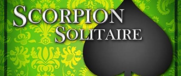 Scorpion Solitaire - Enjoy A Simple But Challenging Solitaire Game.