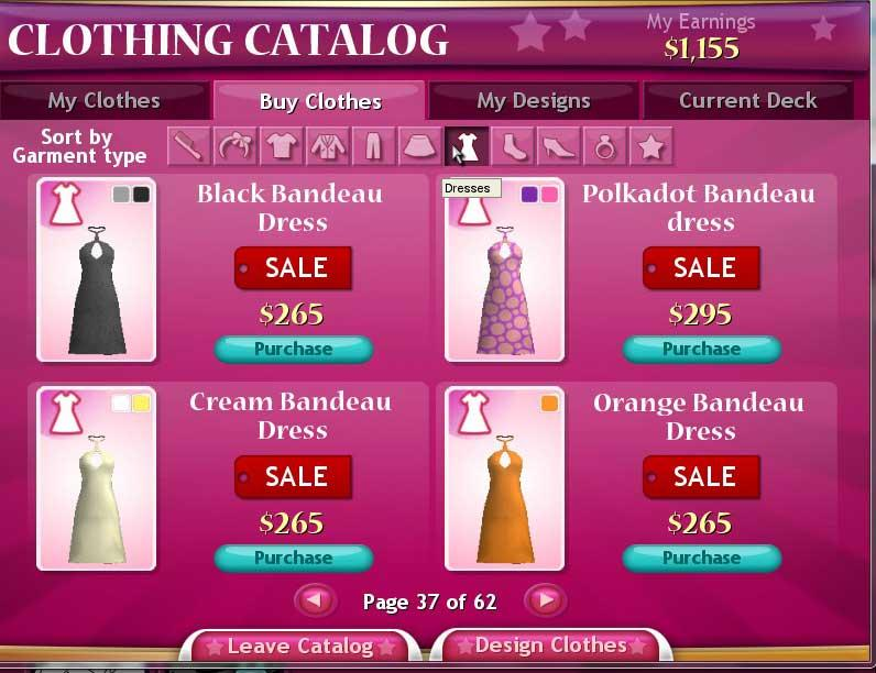 fashion solitaire 3