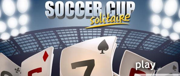 Soccer Solitaire - Play a wonderful variation of the Solitaire game, soccer cup themed, and polished with unique features to elevate your typical casual game experience.