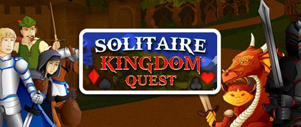 Solitaire Kingdom Quest - Set out on an epic adventure as you dwell into this fantasy kingdom, playing the solitaire challenges of this wonderful game.