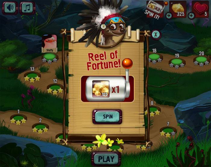 rainforest solitaire solitaire games online