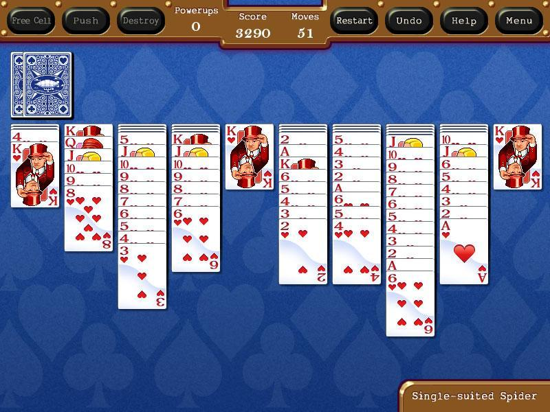 spiele solitaire