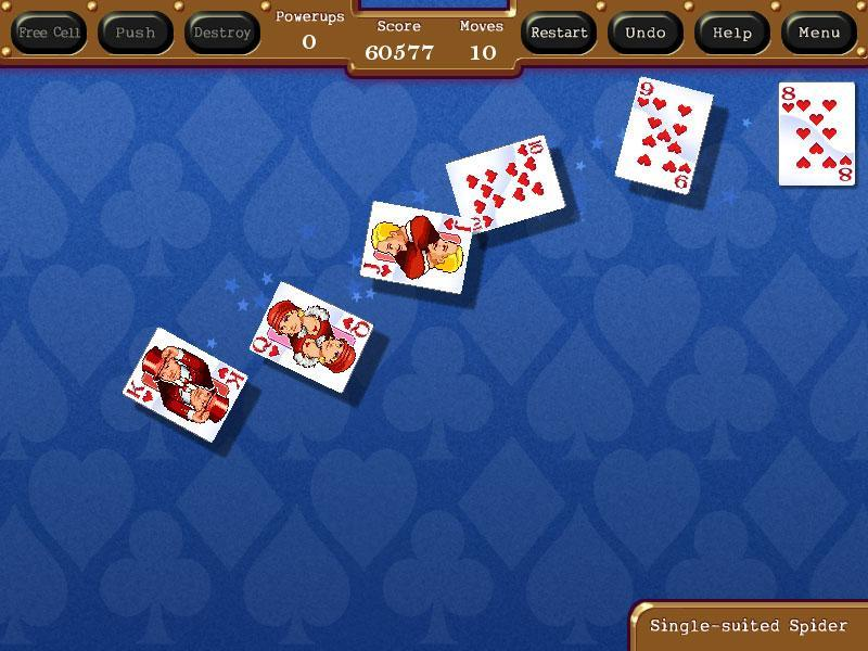 solitaire spiele spielen