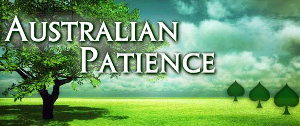 Australian Patience Solitaire - Engage yourself in this fun filled solitaire experience that takes players back to the roots of the genre.