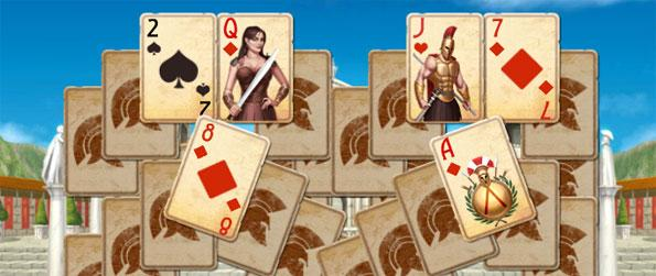 Spartan Solitaire - Enjoy a fun solitaire game as you explore this ancient city.
