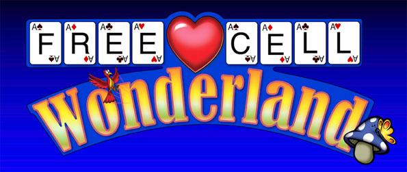 FreeCell Wonderland - Experience a reimagining of the classic Alice in Wonderland story.