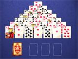Gamehouse Solitaire Challenge Pyramid