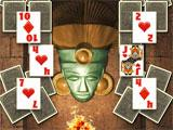 Aztec Solitaire Excellent Gameplay