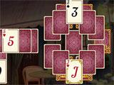 Solitaire Detective: Framed gameplay