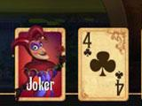 Using the Joker card in Musketeer Solitaire