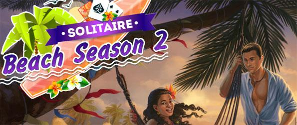 Solitaire Beach Season 2 - Collect all the required special cards to unlock the next packs.