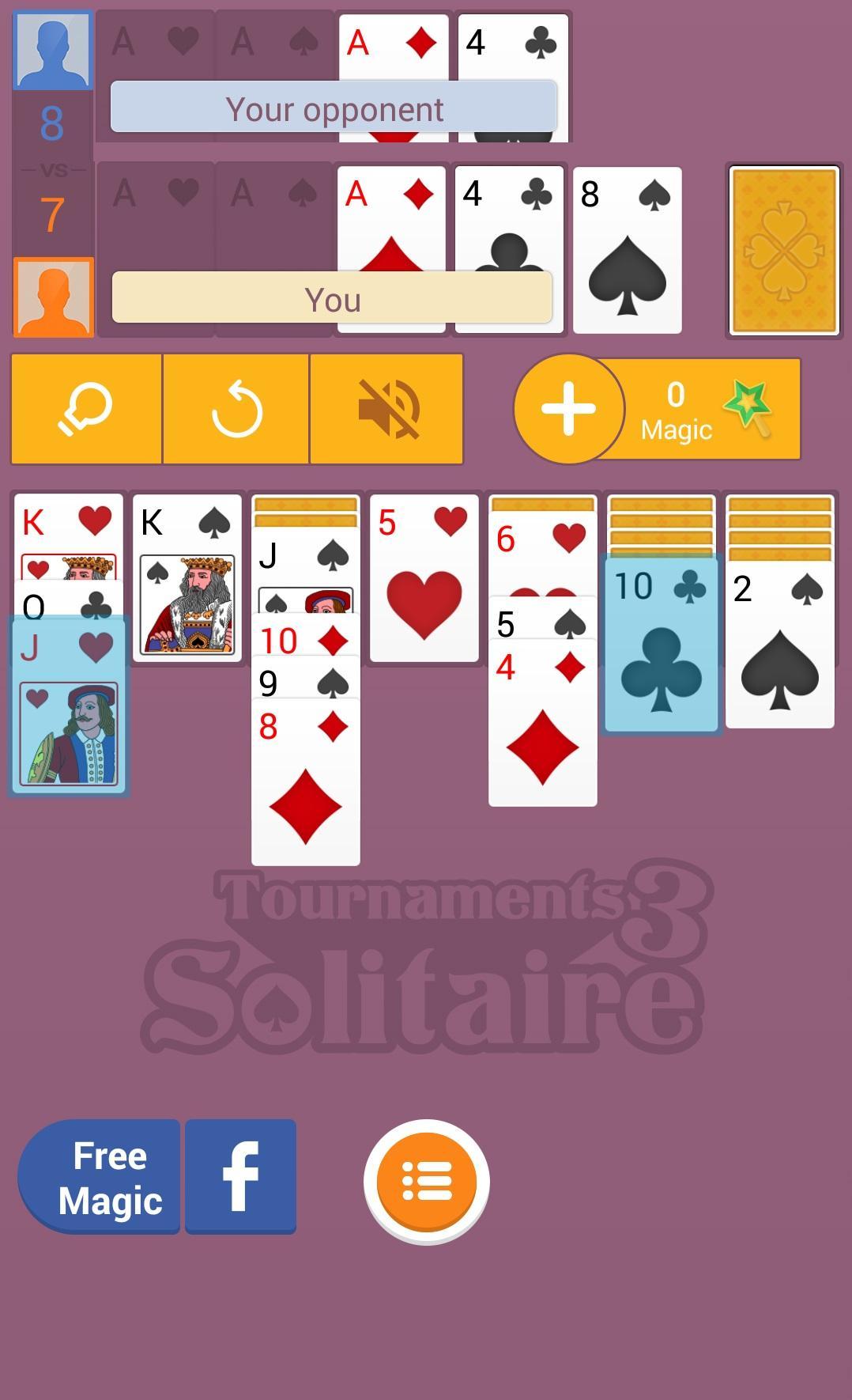 solitaire tricks