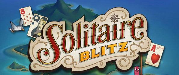 Solitaire Blitz: Lost Treasures - Compete with your Friends, Collect Treasure!