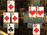 Solitaire Dungeon Escape Free: Playing Solitaire