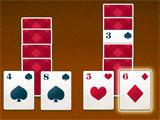 Using the Revealer in Tripeaks Solitaire