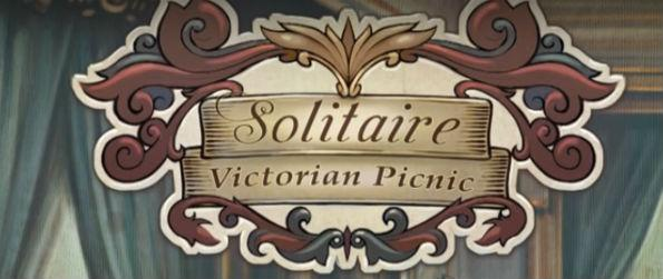 Solitaire Victorian Picnic - Go back to the Victorian Era and complete solitaire to unravel beautiful scenes in Solitaire Victorian Picnic!