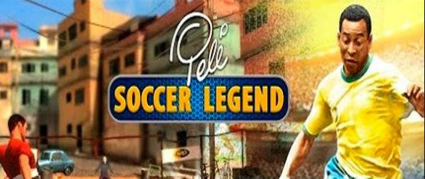 Pele: Soccer Legend - Be treated to a robust soccer experience with Pele: Soccer Legend and score goals with friends.