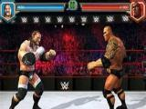 Triple H vs The Rock in WWE Champions