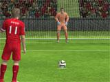 FIFA Mobile Soccer penalty kick