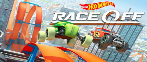 Hot Wheels: Race Off - Race dozens of your favorite Hot Wheels cars across detailed and physics-defying tracks in Hot Wheels: Race Off.