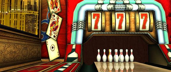 Gutterball Golden Pin Bowling - Enjoy the great game of bowling in this wonderful 3D game.