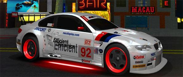 Rush Racing - Upgrade and customize your car in a spectacular drag racing game.