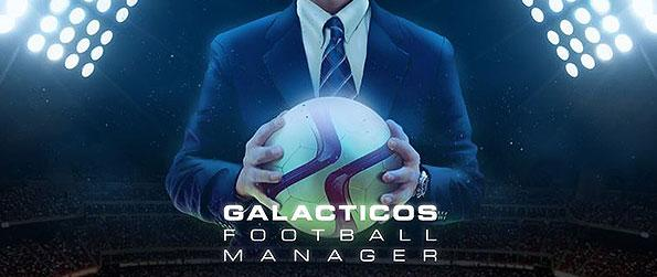 Galacticos Football Manager - Earn your very own football team and march them towards the world stage in this amazing management game.