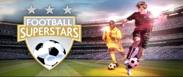 Football Superstars - Create a player and enter the world of football in a live matchplay 3D game.