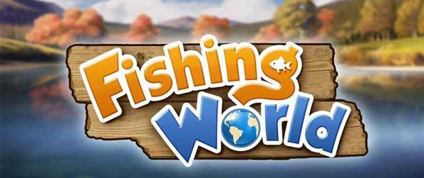 Fishing World - Enjoy a laid-back approach towards the exciting sport of angling in this wonderful simulation game.