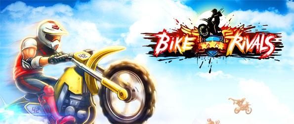 Bike Rivals - Perform gravity defying stunts in this awesome stunt racing experience.