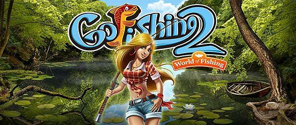 Go Fishing 2 - Follow through the amazing angling sports game with this brimming new sequel to fetch you new fish species, new locations, and a whole lot of reeling!